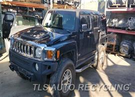 Parting Out Stock# 9787GR 2006 Hummer Hummer H3