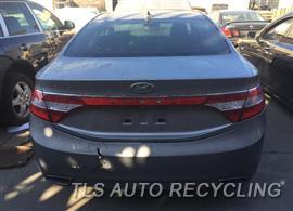 2012 Hyundai AZERA Parts Stock# 9594RD