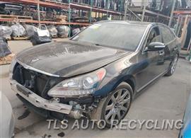 Used Hyundai EQUUS Parts