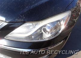 2012 Hyundai GENESIS Parts Stock# 6470OR