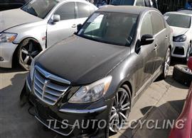 2012 Hyundai GENESIS Parts Stock# 00207W