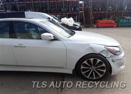 2013 Hyundai GENESIS Parts Stock# 8150GR