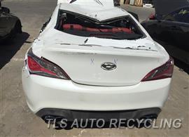 2013 Hyundai GENESIS Parts Stock# 9372BR