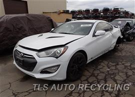 Parting Out Stock# 7505PR 2016 Hyundai Genesis