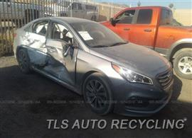 Parting Out Stock# 00355O 2015 Hyundai Sonata