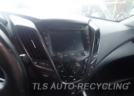 2013 Hyundai VELOSTER Parts Stock# 8185BR