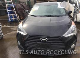2013 Hyundai VELOSTER Parts Stock# 9120BR