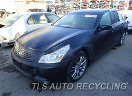 Used Infiniti G35 Parts
