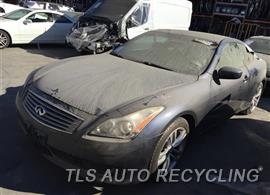 Used Infiniti G37 Parts