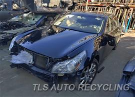 Parting Out Stock# 10147R 2010 Infiniti G37
