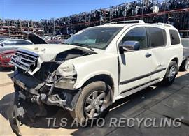 Parting Out Stock# 10261G 2005 Infiniti Qx56