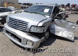 infiniti_qx56_2008_car_for_parts_only_261118_01 2008 infiniti qx56 door molding, rear 828707s680  at n-0.co