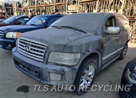 Parting Out Stock# 10158W 2009 Infiniti Qx56