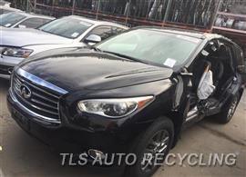 Parting Out Stock# 9409GR 2014 Infiniti Qx60
