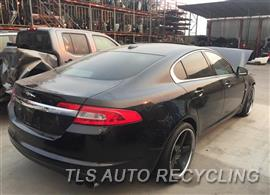 Parting Out Stock# 8642BL 2009 Jaguar Xf