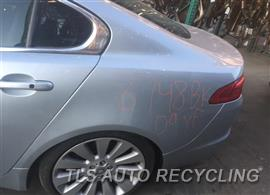 2009 Jaguar XF Car for Parts