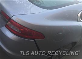 2009 Jaguar XF Parts Stock# 8748BK