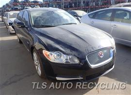 2011 Jaguar XF Car for Parts