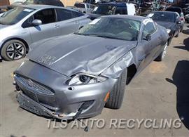 Used Jaguar XK Parts