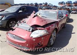 2008 Jaguar XKR Parts Stock# 7096OR