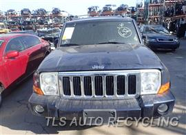 2008 JEEP COMMANDER Parts Stock# 7129GY