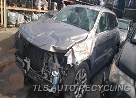 Parting Out Stock# 00021R 2015 JEEP Grandcher