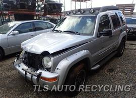 Parting Out Stock# 7020BL 2003 JEEP Liberty
