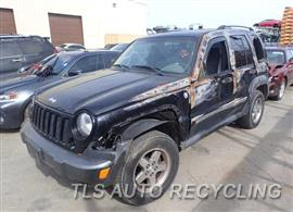 2006 JEEP LIBERTY Parts Stock# 6132RD