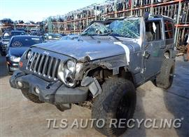Parting Out Stock# 8019BK 2013 JEEP Wrangler