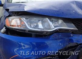 2013 Kia FORTE Parts Stock# 8054PR