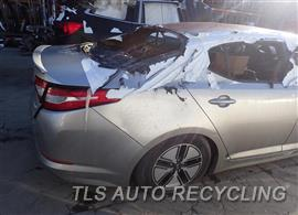 2012 Kia OPTIMAKIA Parts Stock# 7548OR