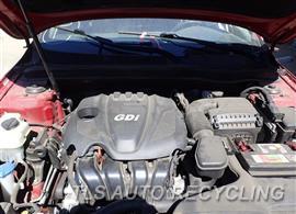 2014 Kia OPTIMAKIA Parts Stock# 8302BR