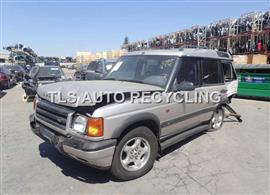 Used Land Rover DISCO II Parts