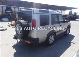 1999 Land Rover DISCO II Car for Parts