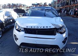 2017 Land Rover DISCO SPT Parts Stock# 8380RD