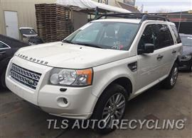 Parting Out Stock# 9010BL 2010 Land Rover Lr2
