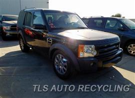 Used Land Rover LR3 Parts