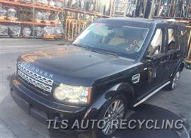 Used Land Rover LR4 Parts