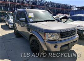 2011 Land Rover LR4 Parts Stock# 10250O