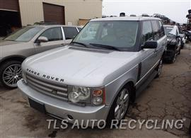 Parting Out Stock# 8161YL 2004 Land Rover Range Rov