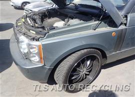 2004 Land Rover Range Rover Parts Stock# 8505BK