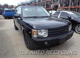 2005 Land Rover Range Rover Parts Stock# 7244BL