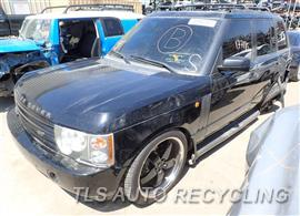 Parting Out Stock# 7364BL 2005 Land Rover Range Rov