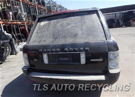 2008 Land Rover Range Rover Parts Stock# 8386YL