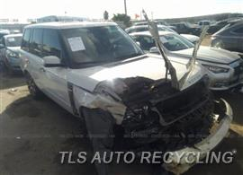 Used Land Rover Range Rover Parts