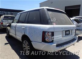 2012 Land Rover Range Rover Parts Stock# 8394OR
