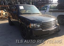 2012 Land Rover Range Rover Car for Parts