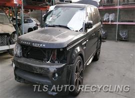 2013 Land Rover ROVER SPT Parts Stock# 00522W