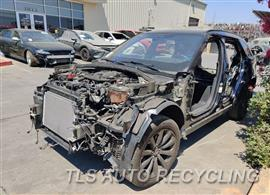 Parting Out Stock# 10564W 2018 Land Rover Velar