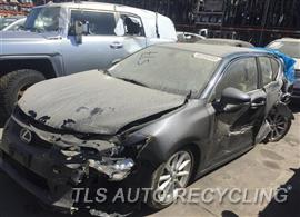 Parting Out Stock# 9532BL 2011 Lexus Ct200h